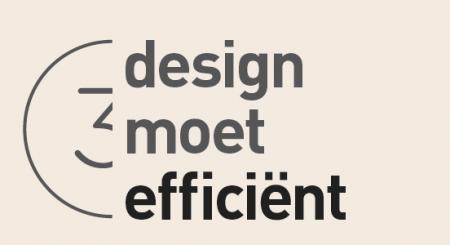 design moet efficiënt
