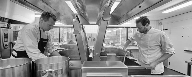 Efficiënte horeca keuken