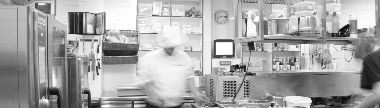 Keuken apparatuur voor de horeca