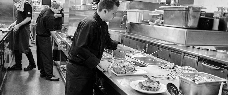 Professionele keuken op maat