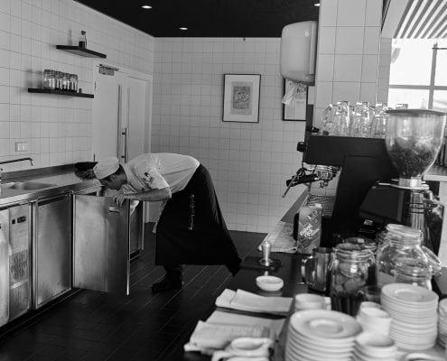 Bakker Vakkeuken_Stenden Hotel Leeuwarden_6