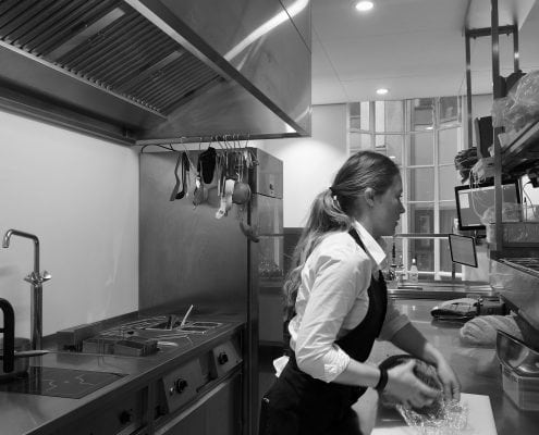 Bakker Vakkeuken_Douwe Egberts Café Leeuwarden_2