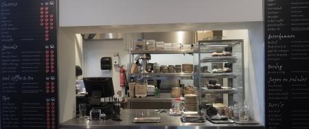 Bakker Vakkeuken_Douwe Egberts Café Leeuwarden