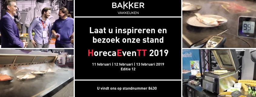 HorecaEvenTT 2019 Bakker Vakkeuken