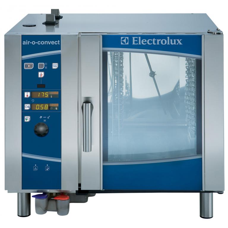 Electrolux elektrische combi oven 269200