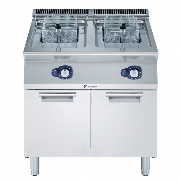 electrolux gasfriteuse 2x15l_371071